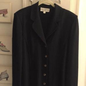St. John blazer/jacket - the ultimate in luxury
